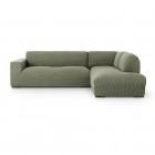 Pack 2 Housses Multi-élastiques Chaise avec Dossier Boston